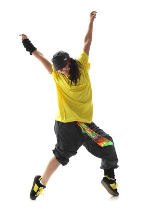 Hip hop kläder